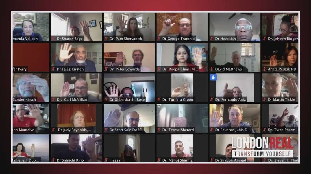 100 Voices Strong  Dr. Rashid Buttar Hosts A Doctor's Covid 19 Roundtable
