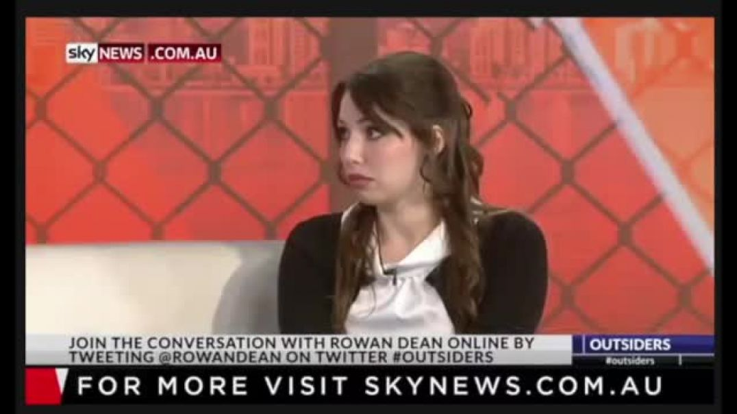 Syrian Girl Interview with Skynews
