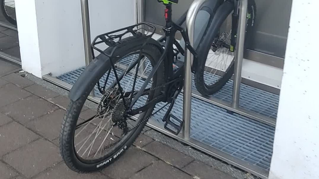 I Locked my bike