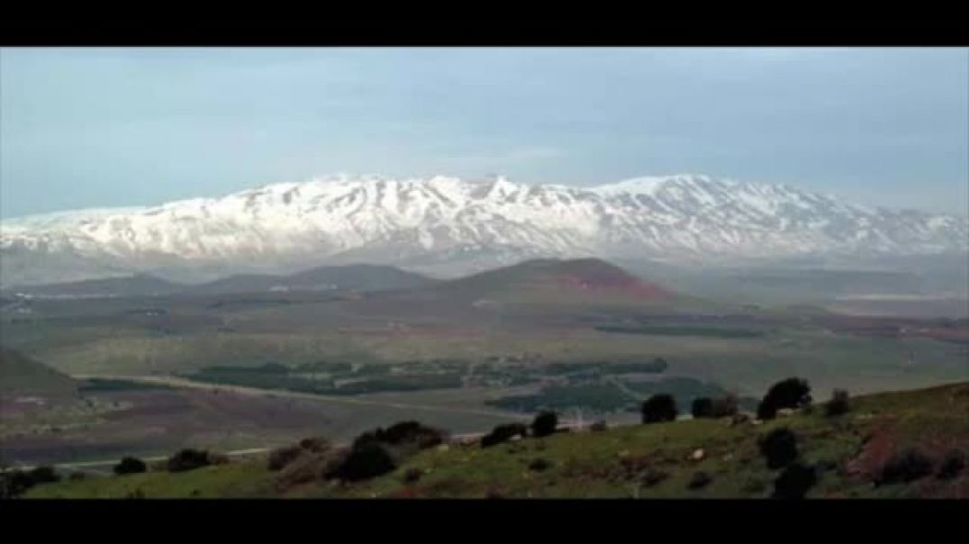 The Truth about Syria's #GolanHeights and #GenieEnergy