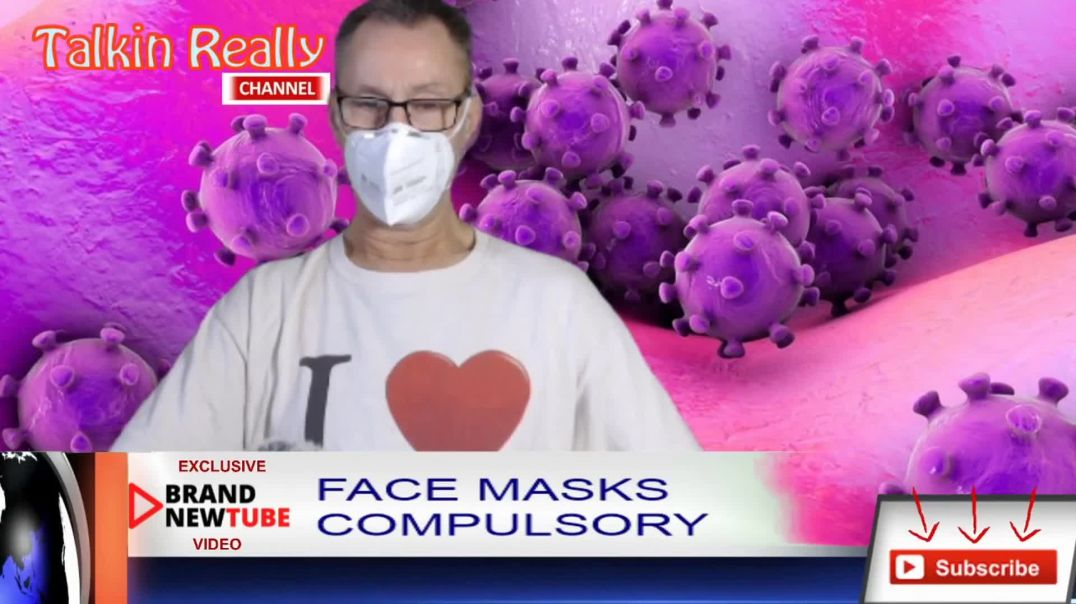 FACE MASKS are COMPULSORY!