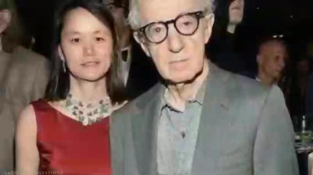 Woody Allen  married  the adopted daughter of his former partner