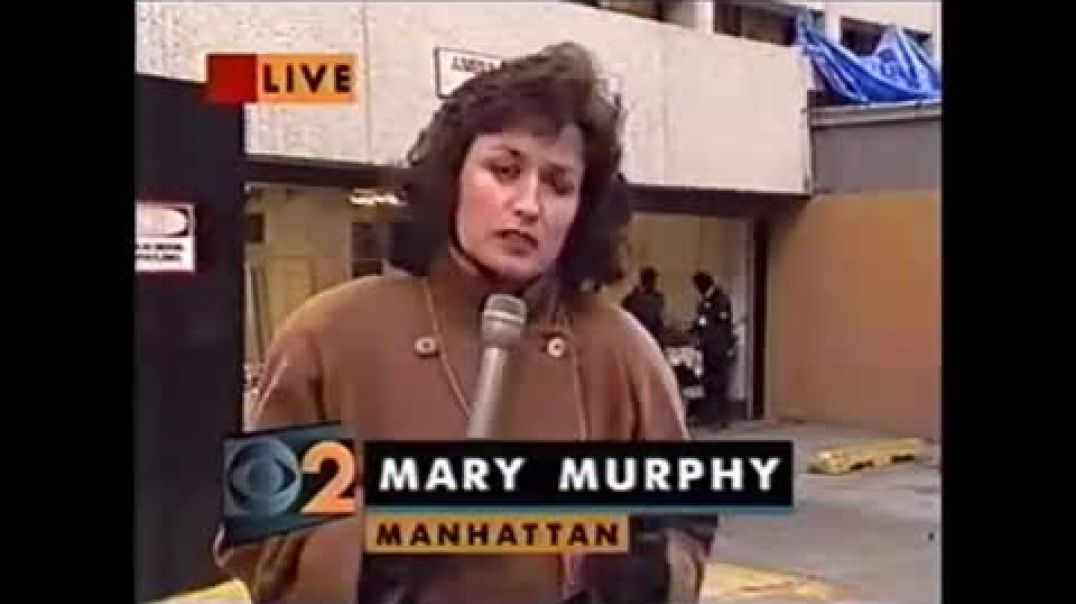 1993 WTC Bombing News Reporting On The Ground (ABC News)