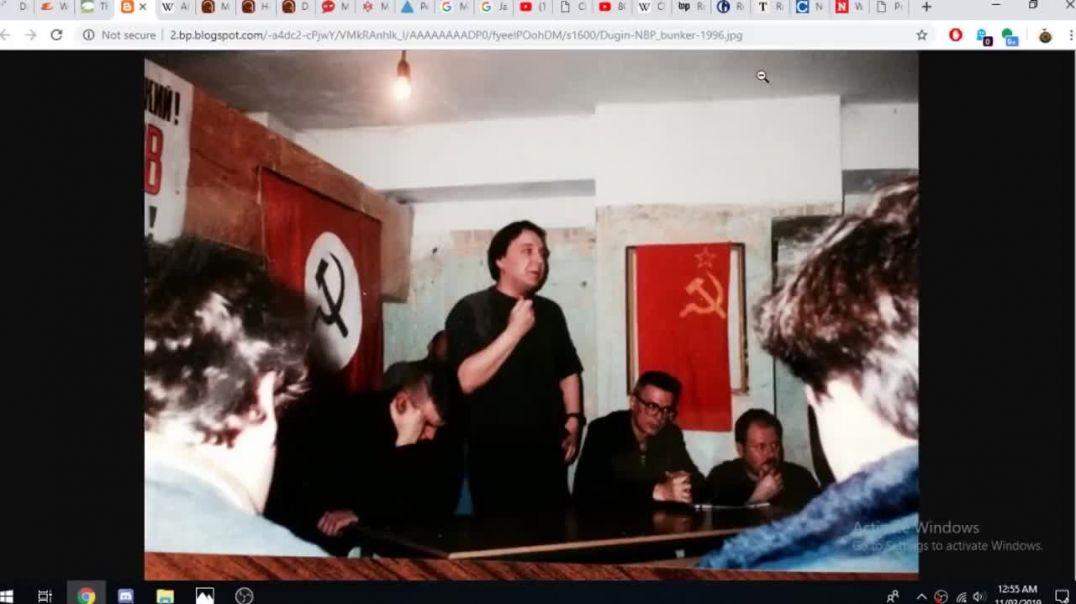 Aleksandr Dugin - Occult & The Kremlin