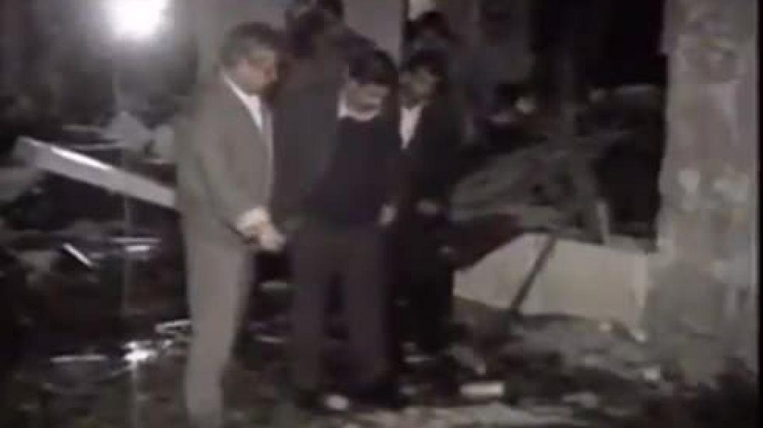 Manhunt Report On Ramzi Yousef & 1993 WTC Bombing Implicating Iraq (WWOR News)