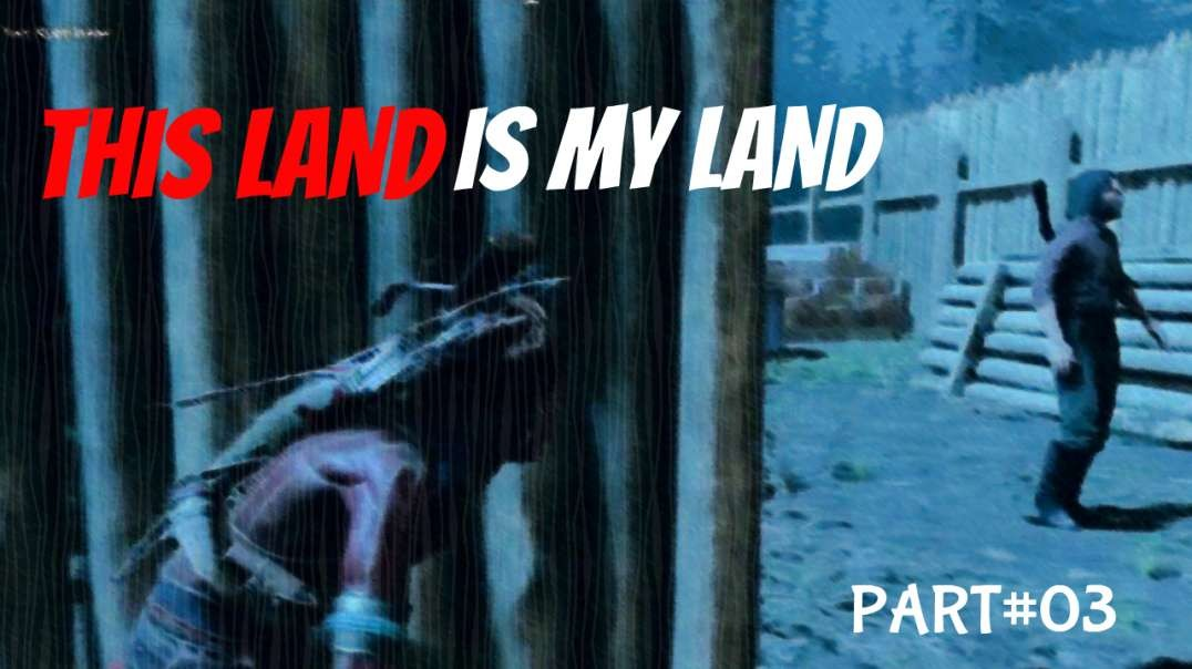 This land is my land Gameplay/Walkthrough - Part 3 - One by one they all Fall