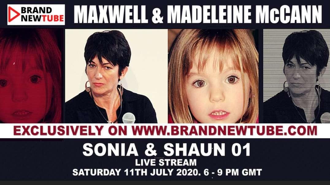 MAXWELL & MADDIE MCCANN Sonia & Shaun 1