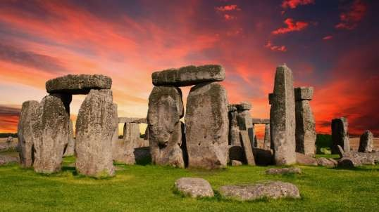 Remote Viewing - Stonehenge