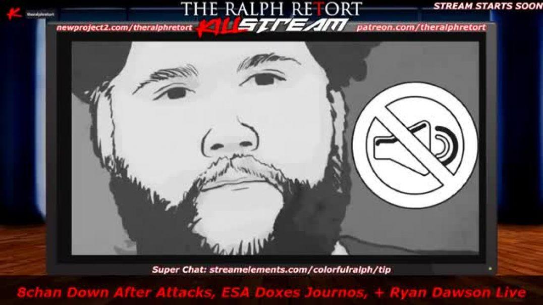 Ralph Retort with Ryan Dawson