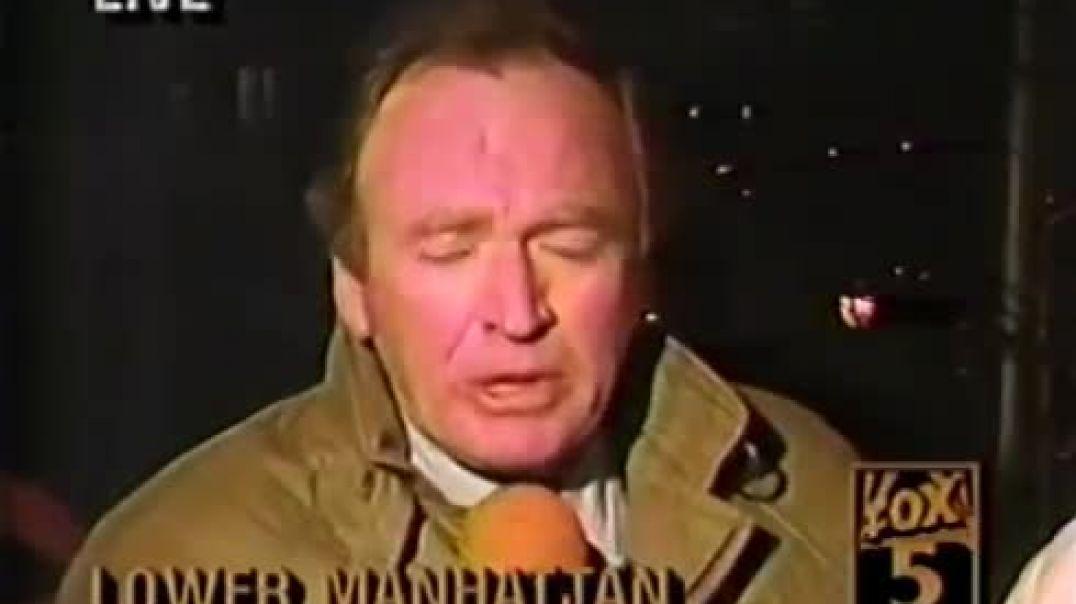1993 WTC Survivor Felt Shockwaves Up To 80th Floor (FOX News)