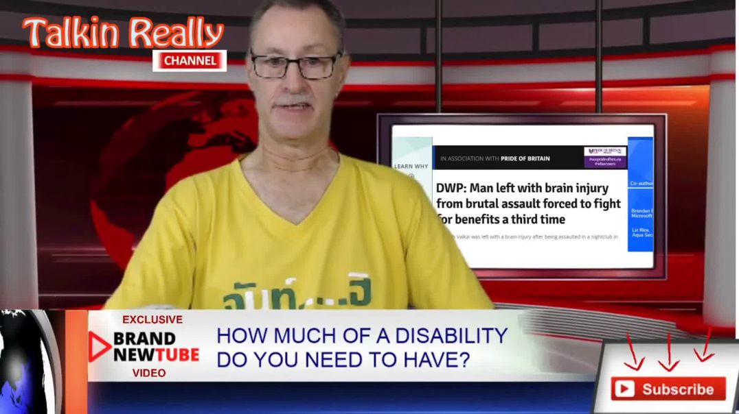 How much of a disability do you need to have?