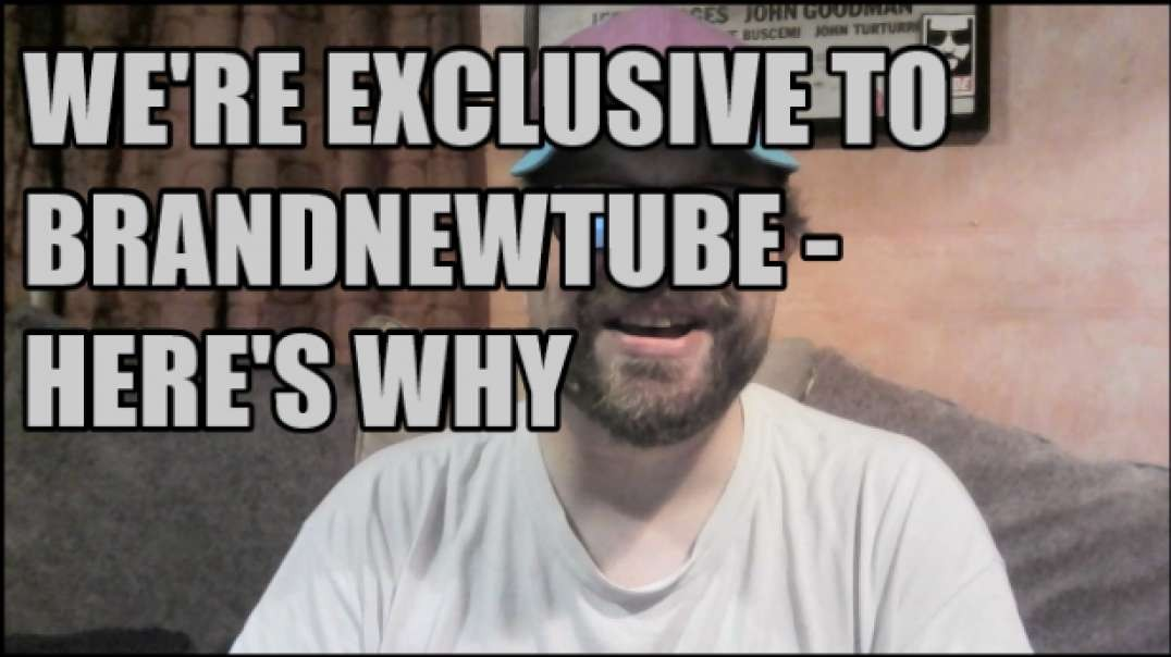 We're exclusive to BrandNewTube - Here's why!