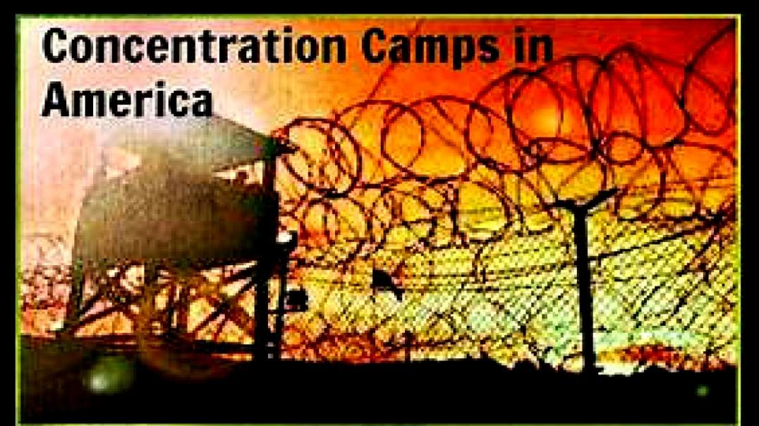 Concentration camps in America