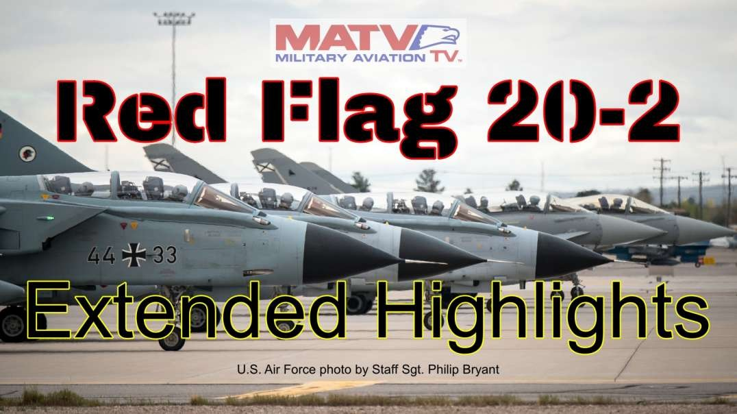Red Flag 20-2 Extended Highlights